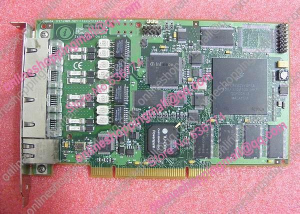 T1 E1 PCI H05539-001-B00 relay voice card(China (Mainland))