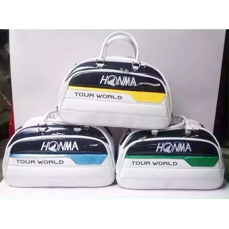 New HONMA TOUR WORLD Golf Clothing bag high quality PU golf shoes bag 3 colors in choice Golf bag Free shipping<br><br>Aliexpress