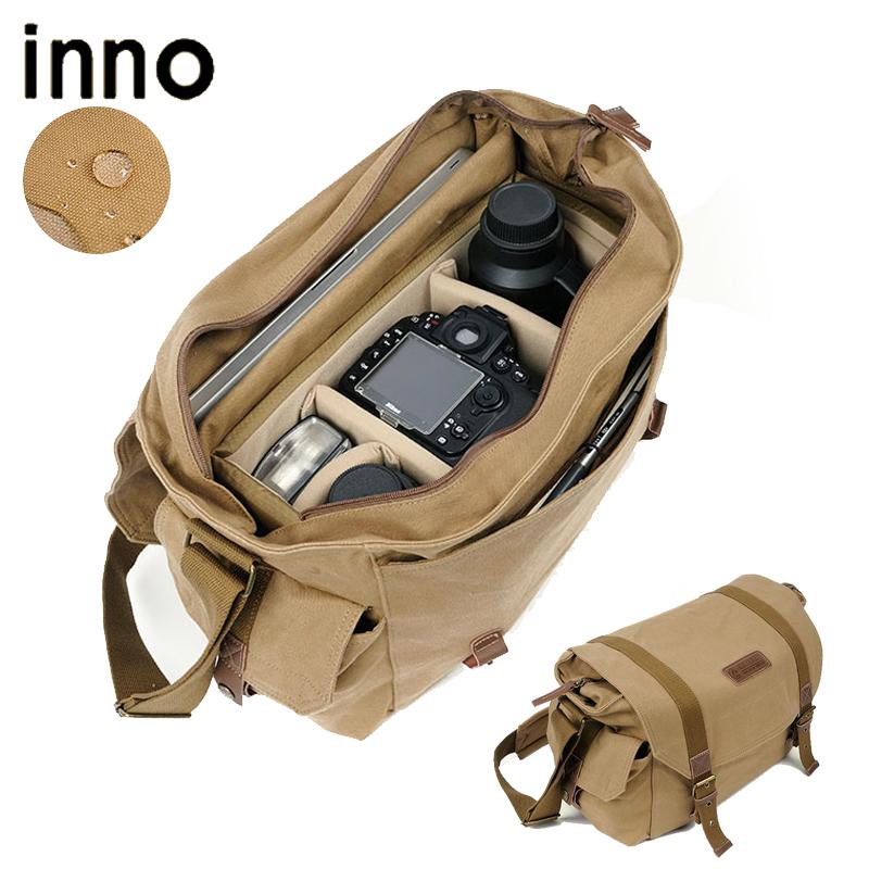 COURSER Canvas Camera bag shoulder bags canvas bag 40*18*28cm lightweight large capacity casual shoulder bag PACPF1005(China (Mainland))