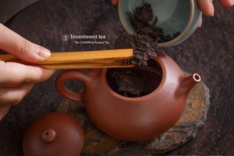 Как изготовляется чай