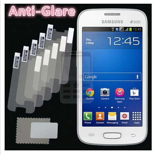 5pcs/lot Anti-Glare Matter Screen Guard Protector Film For Samsung Galaxy Star Plus s7262(China (Mainland))