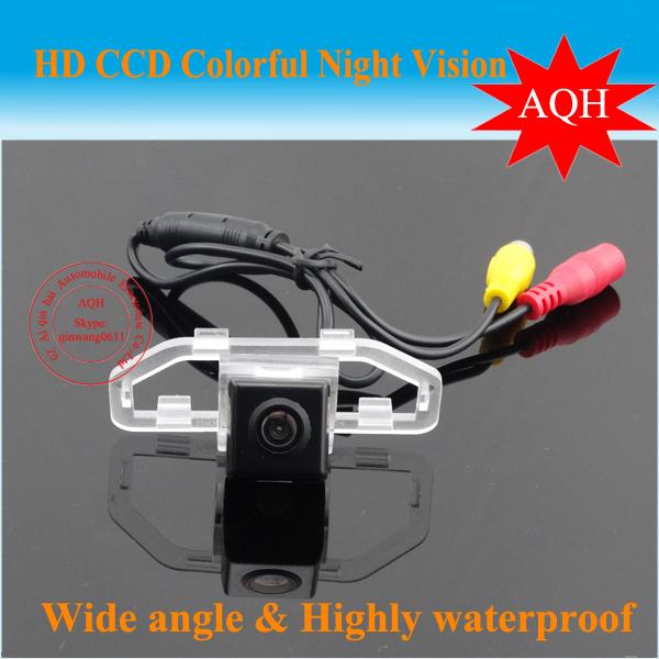 Car Reverse Camera for Toyota Camry 2012 Reversing Backup Rear View Parking Camera Night Vision Waterproof Free Shipping(China (Mainland))