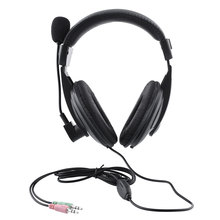 Skype Gaming Stereo Headphones Headset Earphone Mic PC Computer Laptop KANGLING 750 Gaming Headphones