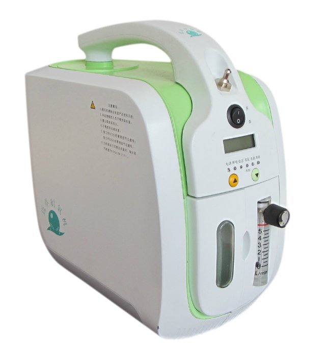 DHL free shipping 5L Mini portable oxygen concentrator generator for home medical oxygen concentrator oxygen bar air purifier(China (Mainland))