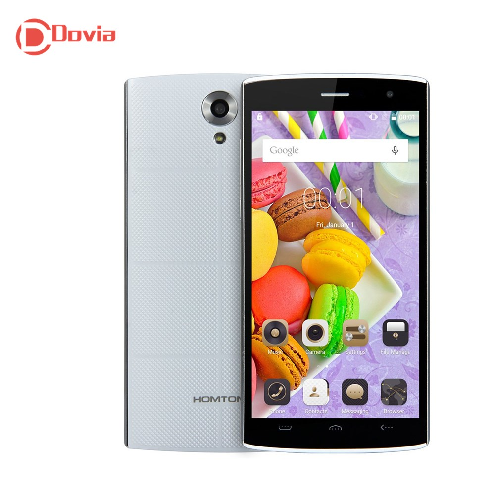 HOMTOM HT7 5.5 inch Wakeup Gesture Android 5.1 MTK6580 Quad Core 1.0GHz 1GB RAM 8GB ROM GPS 3G Smartphone(China (Mainland))