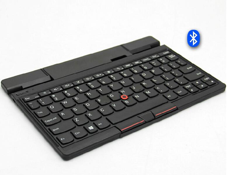 New original Lenovo ThinkPad Tablet 2 Bluetooth Keyboard with Stand US English 0B47270(China (Mainland))