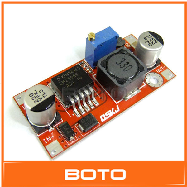 Преобразователь 4.5- 35V to1.25-30V Converter 4.5/35v DC DC to1.25/30v Stepdown DC #0900418 DC Buck Converter 10 pcs lot dc dc buck converter step down voltage module 6v 12v 20v 24v adjustable power supply 7 40v to 1 2 35v 8a 300w