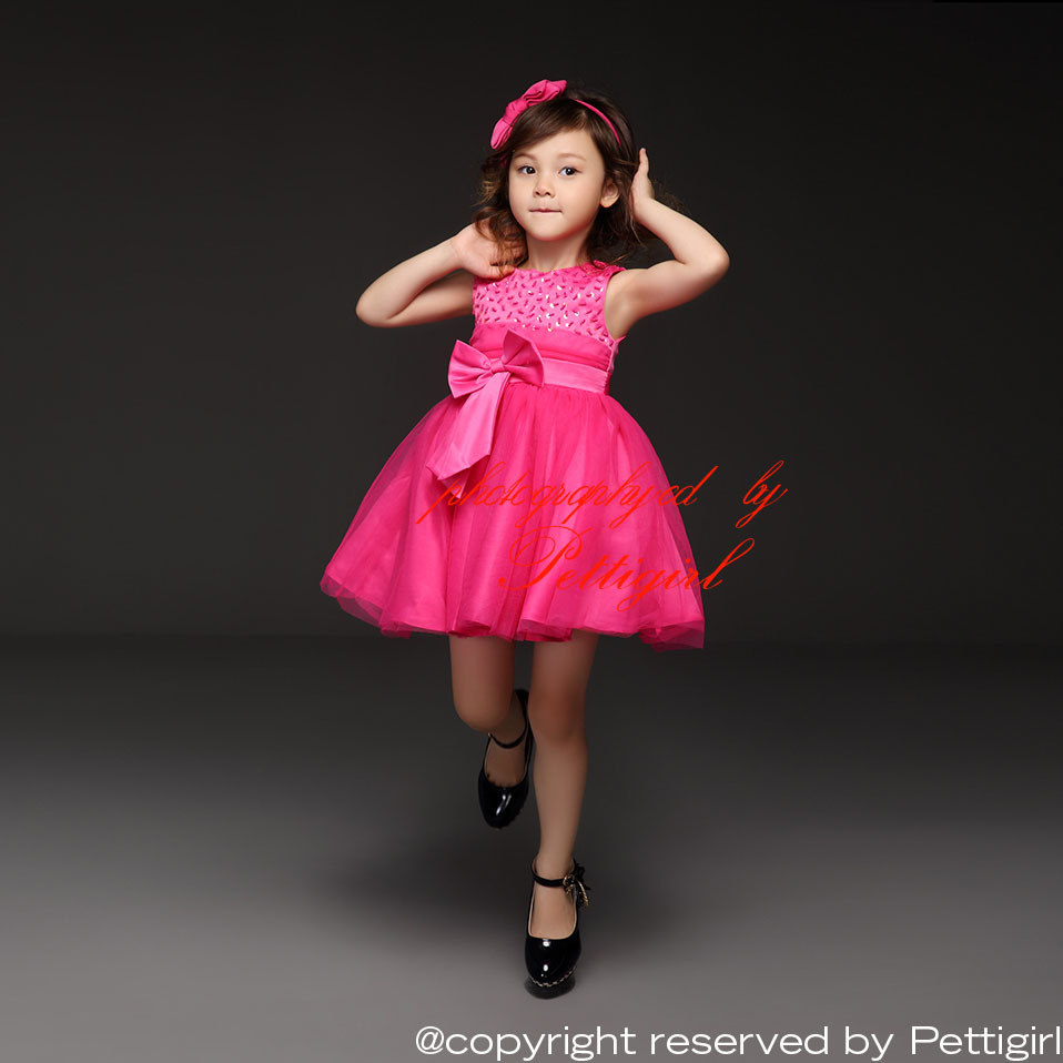 Little Girls Party Dress - Ocodea.com
