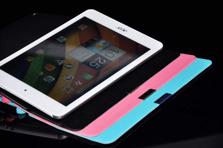 A1 830 Magnet Flip Pu Leather case For 7.9 inch Acer Iconia A1-830 Tablet Shell Skin(China (Mainland))