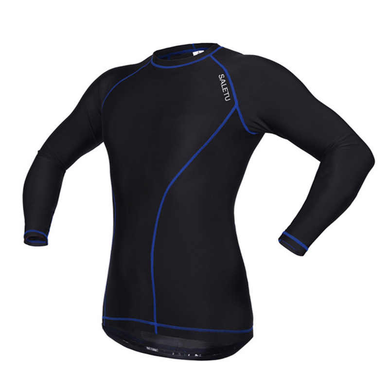 Hot Selling Man And Woman Long Sleeve Tight Spring And Summer Outdoor Cloth Cycling Jerseys(China (Mainland))