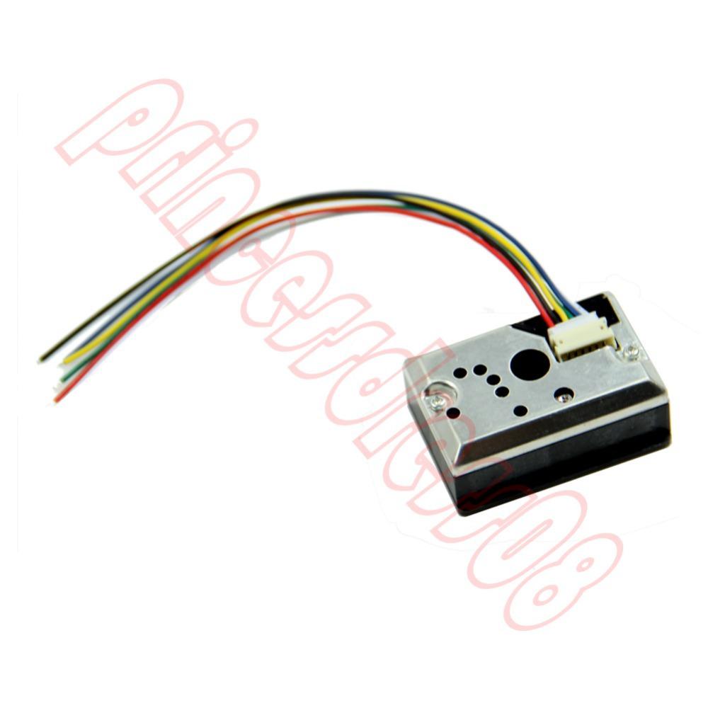 GP2Y1010AU0F Compact Optical Dust Sensor Smoke Particle Sensor With Cable(China (Mainland))