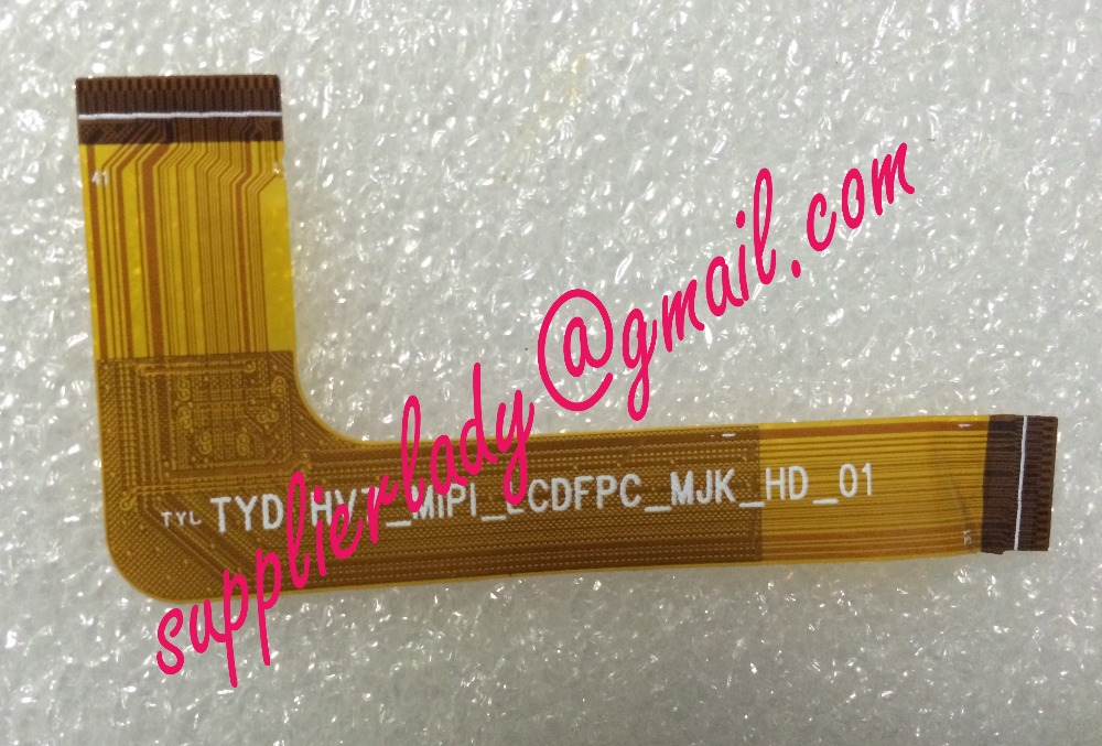 Original and New LCD Cable TYL TYD HV7_MIPI_LCDFPC_MJK_HD_01 for tablet pc free shipping<br><br>Aliexpress