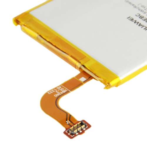 High Quality Replacement Battery 2000mAh Li ion Rechargeable Battery for Huawei Ascend P6 phone battery