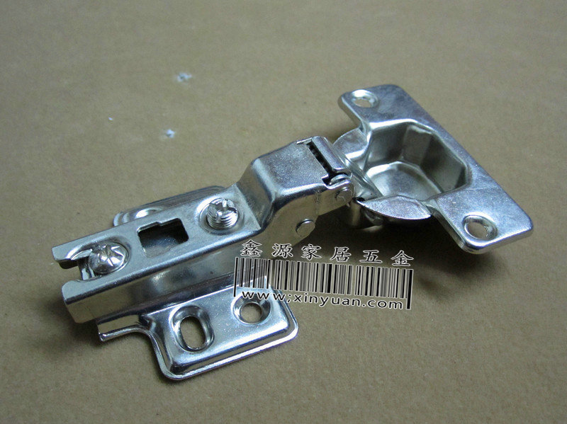 super special ! 35 cups of regular hinge / furniture hinge / cabinet hinge half cover / spring hinge(China (Mainland))