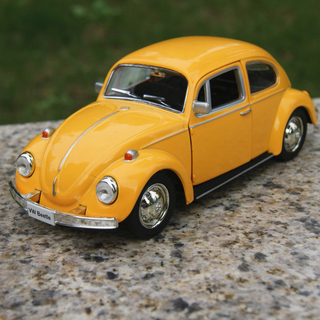 classic vw Volkswagen beetles beetle 1967 special Vintage alloy car model children gift collection Christmas 1pc(China (Mainland))