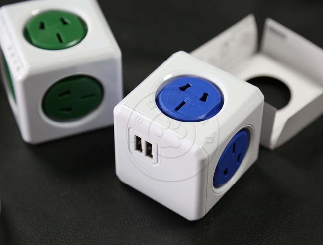 Hot US Australia plug multifunction USB socket smart home magic socket 250V 10A Electronic Wall Desk Power Plug Adapter(China (Mainland))