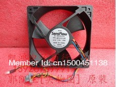 Forced air power motorcycle motorcycle modification dual ball bearing fan 12CM fan violence(China (Mainland))