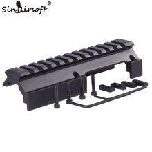 Buy SINAIRSOFT Low Profile Universal Rail Scope Mount Hk-91 H&k G3 GSG-5 MP5 SP89 Hk-91 93 94 & Cetme Rifles for $14.77 in AliExpress store