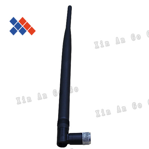 Wholesale 100pcs 2.4GHz 802.11b/g/n High Gain Wifi 7dbi SMA Antenna For Wireless Router free shipping by DHL or EMS