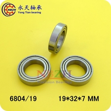 High quality non-standard special bearings 6804/19ZZ 6804-19 19327 19*32*7 mm