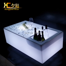 Online buy wholesale led bar furniture from china led bar - Table a manger led ...