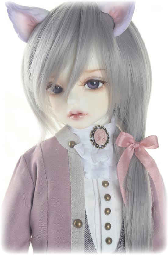 1/4 scale 41cm  BJD nude doll DIY Make up,Dress up SD doll .SOOM 1/4 Cheshire Cat .not included Apparel and wig<br><br>Aliexpress