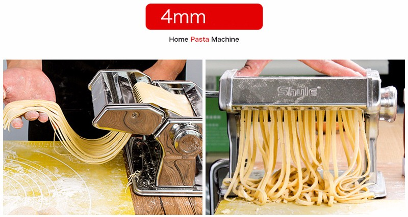 Noodle Pasta Maker Stainless Steel Spaetzle Makers (8)