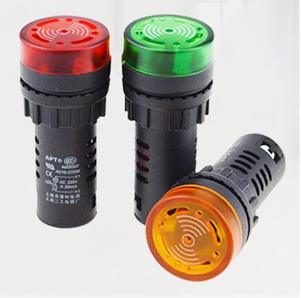 Лампа светодиоднная зелен. 220-380В Ex