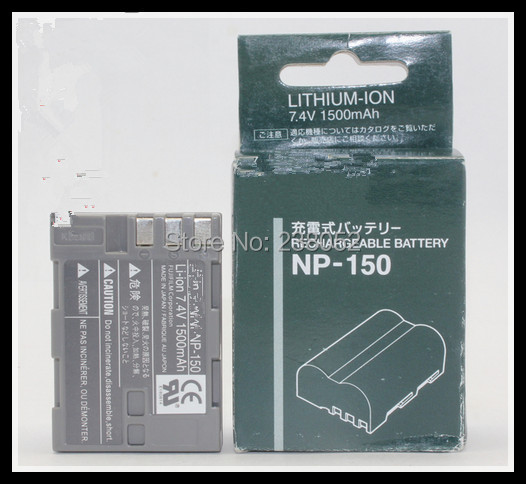 NP-150 Battery For FUJIFILM FinePix S5 Pro SLR Digital Camera Battery(China (Mainland))
