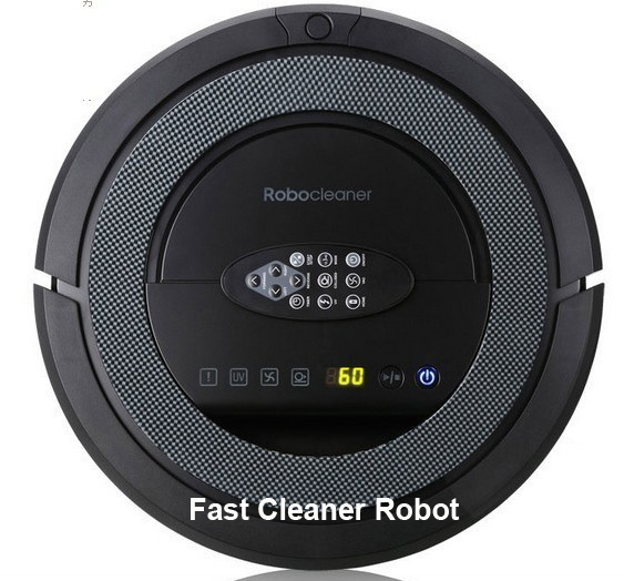 TOP-Grade 6in1 Multifunctional Robot vacuum cleaner QQ5,never touch charge base ,Sonic wall,auto-checking of problem,UVSteriliz(China (Mainland))