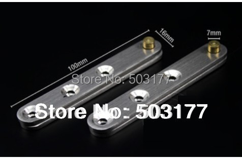 Cabinet hinges,Upper and lower hinge,Stainless steel hinge , Eccentric hinge ,Large size, Furniture fittings,(China (Mainland))