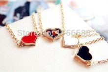2015 new fashion classic love heart bangles jewelery free delivery for women Wholesale (China (Mainland))