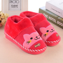 2016 Top Unisex Satin Tpr Medium(b,m) Solid Slippers Ladies Cotton Slippers New Home Furnishing Korean Version Of The Taobao Hot (China (Mainland))