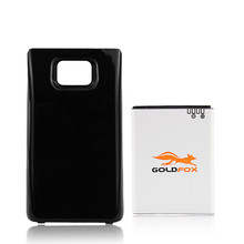 3400mAh Battery Samsung Galaxy S2 Bateria SII GT-I9100 I9100 + Cover Back Door High Power - Shenzhen HUAAN store