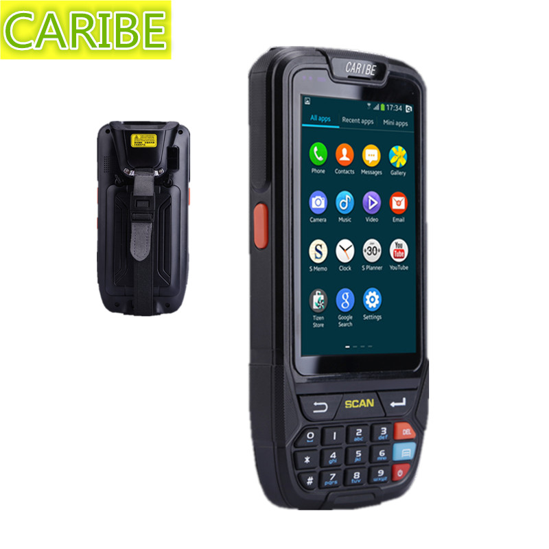 2d barcode scanner import honeywell scanning laser head, android 5.1, wifi bluetooth GPS, camera, PDA(China (Mainland))