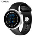 Toobur Top Quality Bluetooth Smart Watch Wearable Devices Smart Watches Passometer Wrist Watch Digital Sport Watches