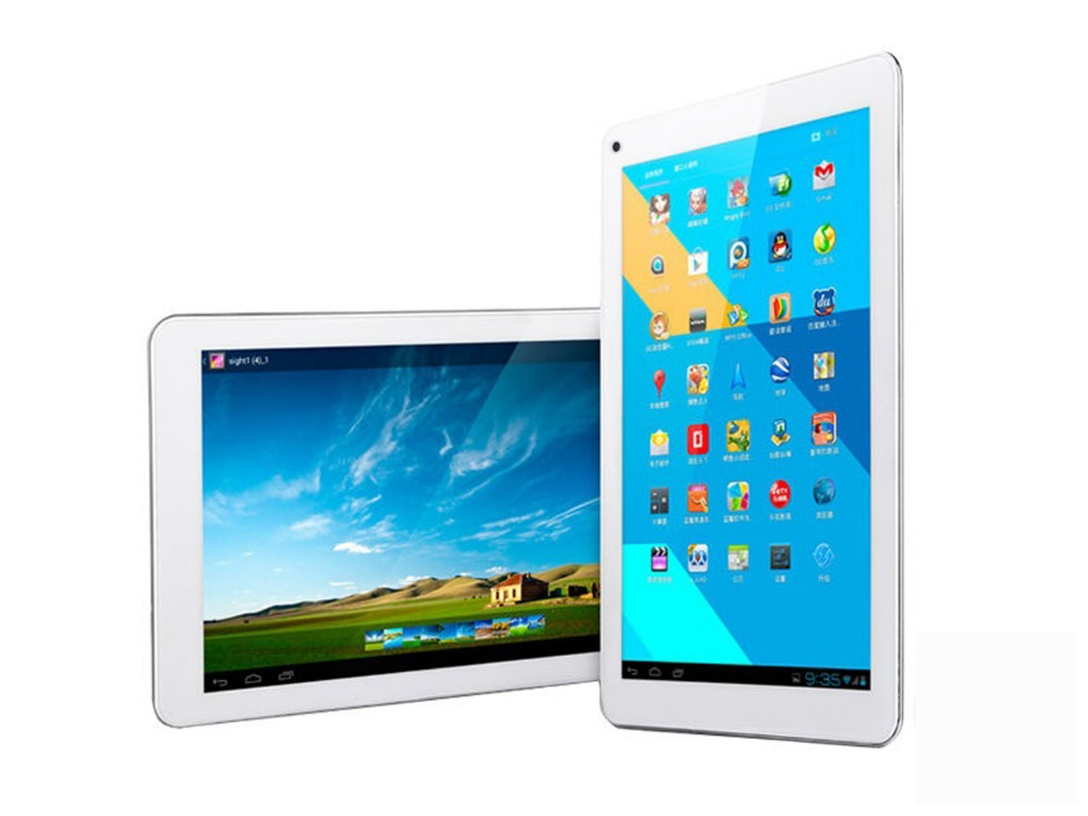 New Design 10.1 Inch Android4.4 Quad Core Tablets Pc 1GB 8GB Dual Camera Tablet