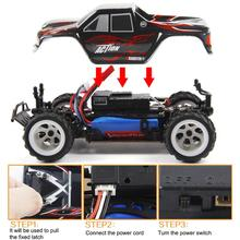 Buy Peradix rc car 1:28 2.4Ghz Radio Control Off-Road RC Car Vehicle Model Trucks WLtoys P929 car styling for $63.95 in AliExpress store