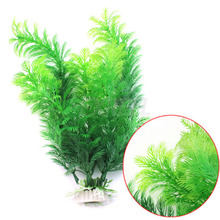 Submarine Ornament Artificial Green Underwater Plant Fish Tank Aquarium Decor (China (Mainland))