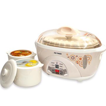EMS Bb cooker electric cooker stew pot multifunctional yogurt tonze sushi rice bundless saucepan steamer pot for steaming food(China (Mainland))