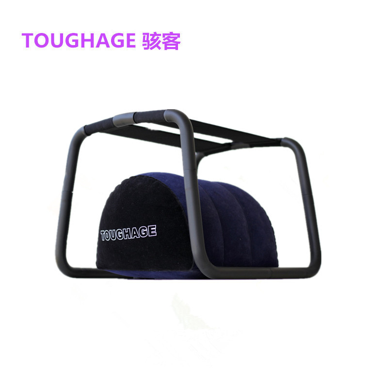TOUGHAGE elastic love sex chair + inflatable sex pillow fun adult sex furniture,sex toys for couples,erotic sex products PF3216(China (Mainland))
