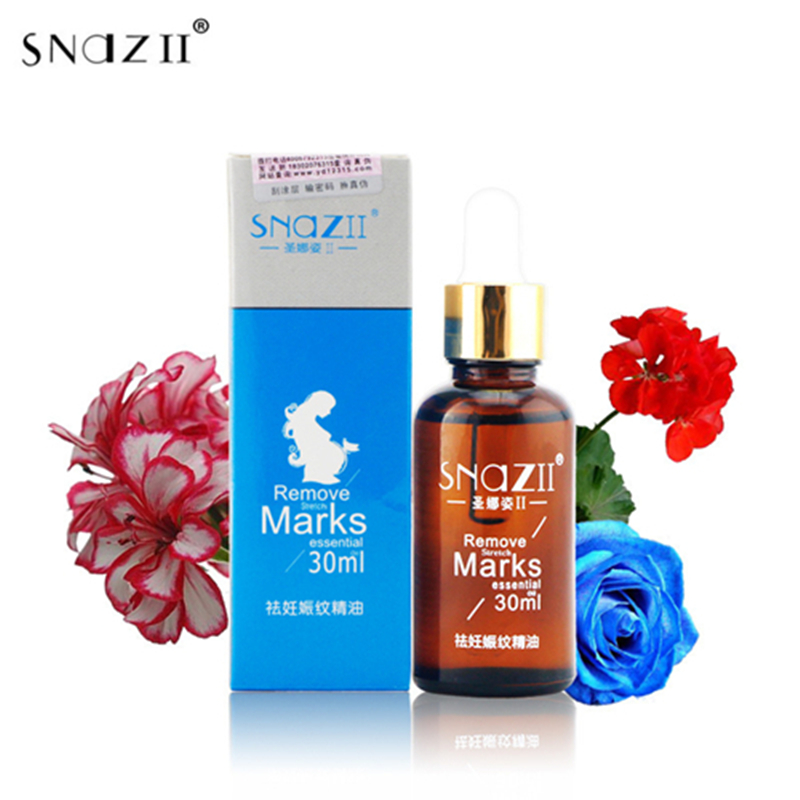 Snazii Stretch Marks Maternity Essential Oil Skin Care Treatment Cream Acne Mark Remover Maternidade - ShenZhen WENTOP Technology Co., Ltd. store