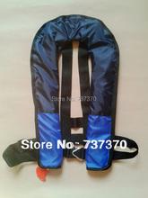blue life jacket promotion