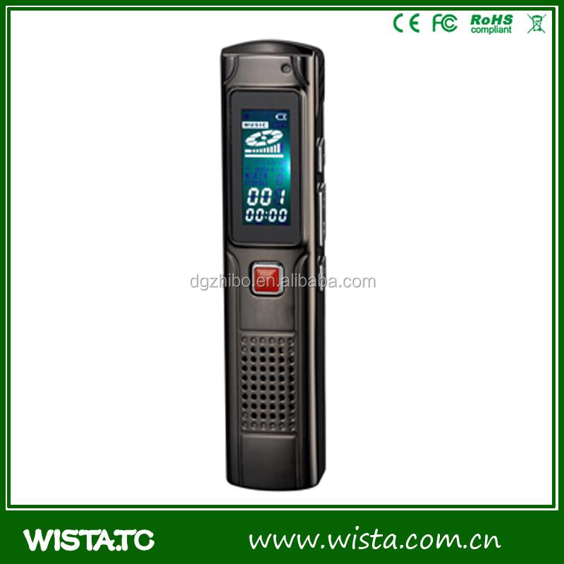 Mini interview recorder pen/ hidden voice recorder detector(China (Mainland))