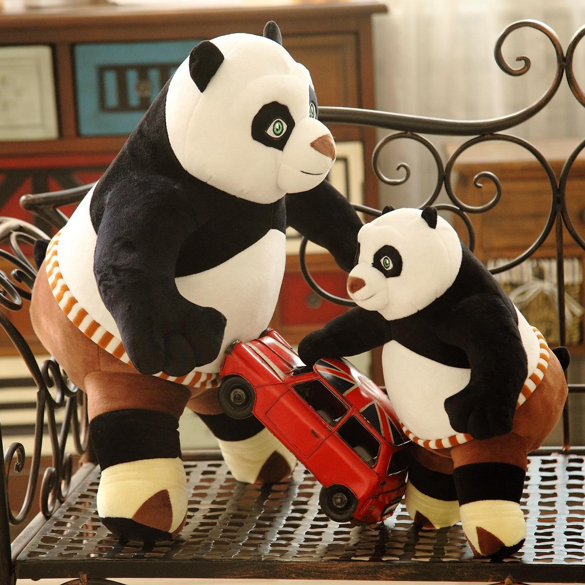 Kung fu panda Po of legendary figures large 50 cm plush toys children gift birthday gift Huge Stuffed Animal Giant Teddy Bears<br><br>Aliexpress
