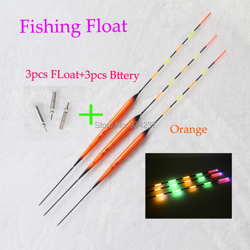 Hot 5 Full Luminous Electric Fishing Float Send CR425 Battery Deep Water Float Fishing Tackle Fishing Bobber,Fishing Floats(China (Mainland))