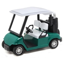 New Arrival 1:20 Toys for Children Metal Golf Cart Alloy Models Mini Battery Cart Model Sightseeing Vehicles Kids Toys(China (Mainland))