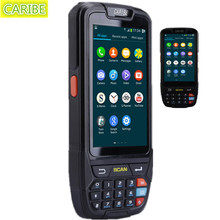 Caribe PL-40LAc058 Android OS Handheld Industrial data collector with1D laser barcode scanner and 8MP camera(China (Mainland))
