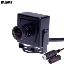 Buy 1.0MP 720P (1.3 MP 960P) 2.1mm lens Wide Angle H.264 Indoor Securiy Network P2P POE Mini CCTV IP Camera Metal Housing ONVIF for $25.07 in AliExpress store