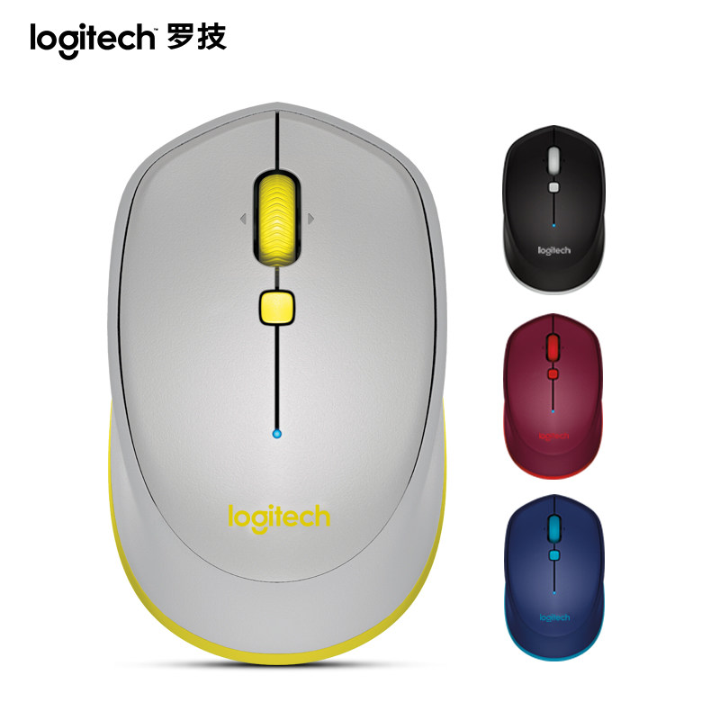 New Logitech M337 Bluetooth mouse business office laptop WIN7 / 8 MAC(China (Mainland))